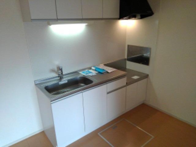 スモールウッズタウン宮司 01030号室のキッチン