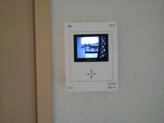 スモールウッズタウン宮司 01030号室のセキュリティ