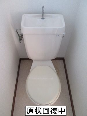 エクセル山本 02010号室のトイレ