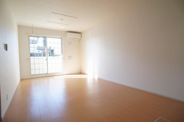 シェリル 01030号室の居室