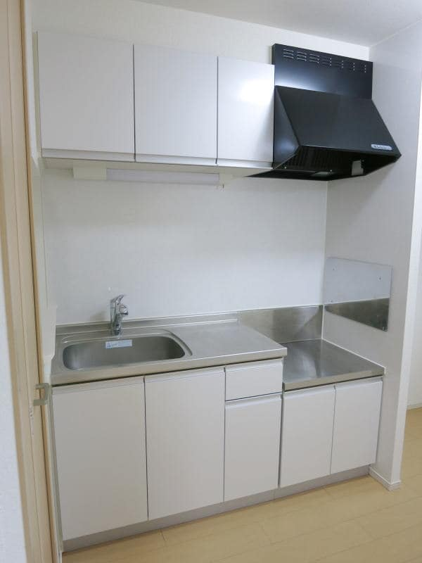 エルム 02010号室のキッチン