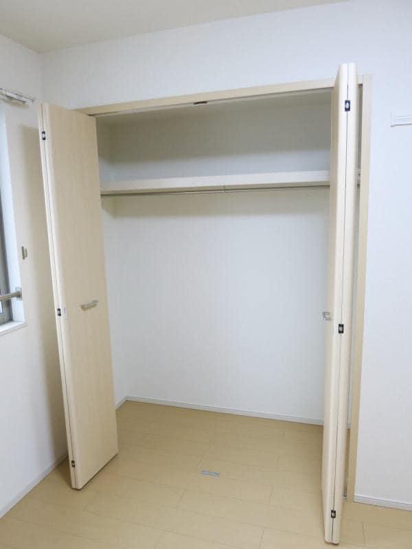 エルム 02010号室の収納
