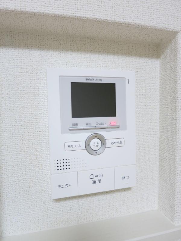 エルム 02010号室のセキュリティ