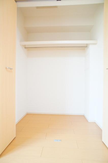 プレッソA 03020号室の収納