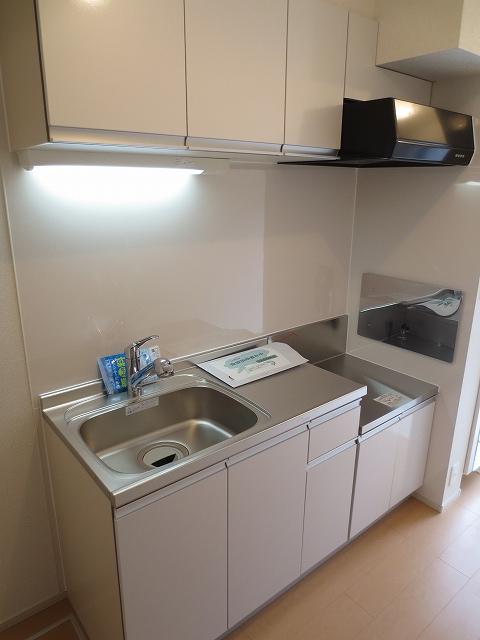 エコソラージュB 01030号室のキッチン