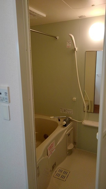 カーサ・アルマーレⅡ 01040号室の風呂