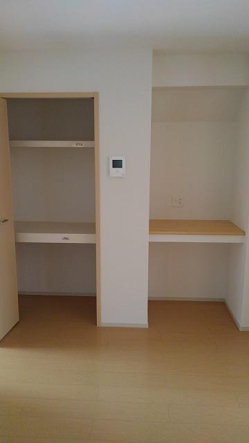 カーサ・アルマーレⅡ 01040号室の収納