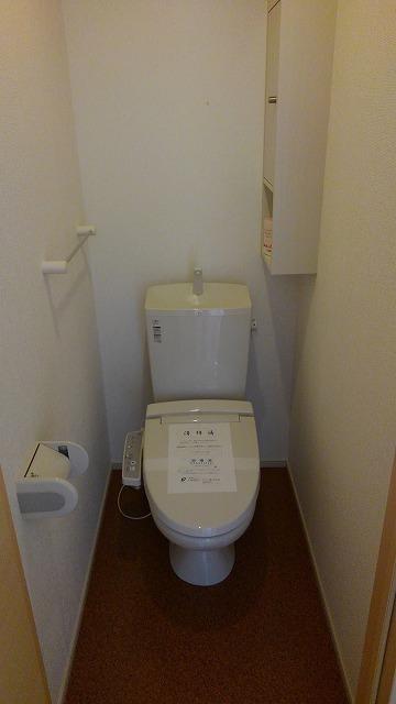 カーサ・アルマーレⅡ 01040号室のトイレ