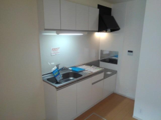 カモミールD 01030号室のキッチン