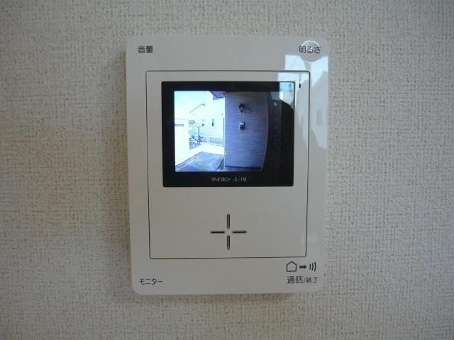 グランツY.S Ⅱ 02010号室のセキュリティ
