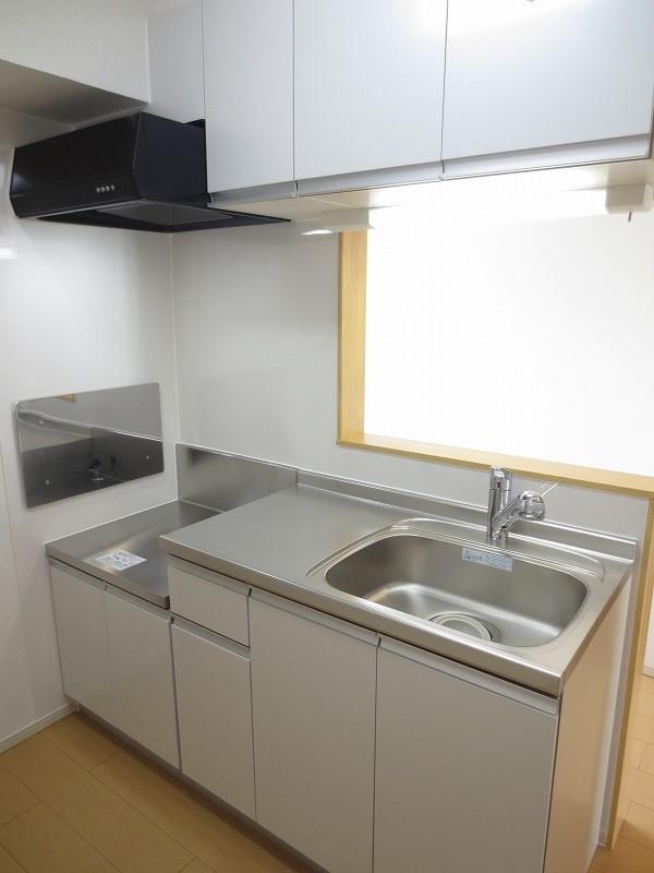 スプリング ヒル 02030号室のキッチン