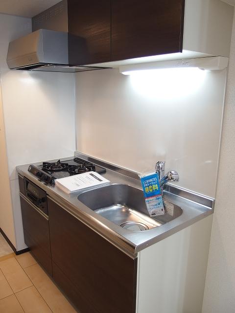 カルム ブローテ 01010号室のキッチン