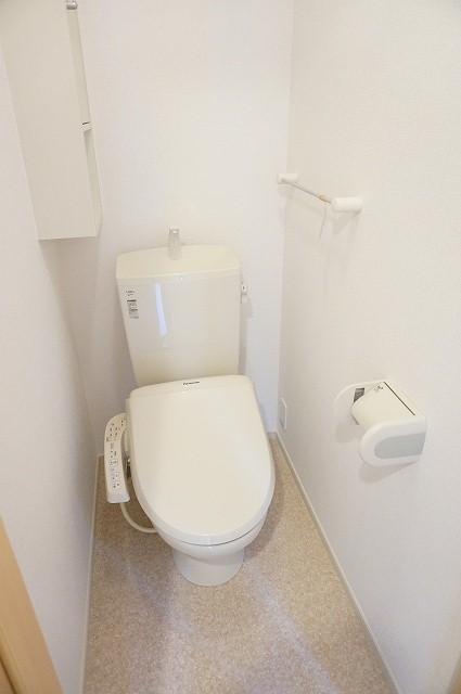 コローレ 02040号室のトイレ