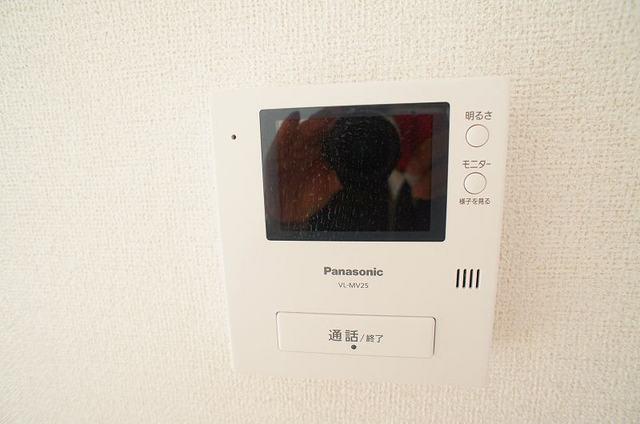 フォレスト パーク 01020号室のセキュリティ