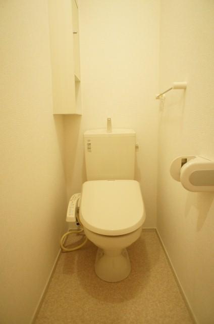 フォレスト パーク 01020号室のトイレ