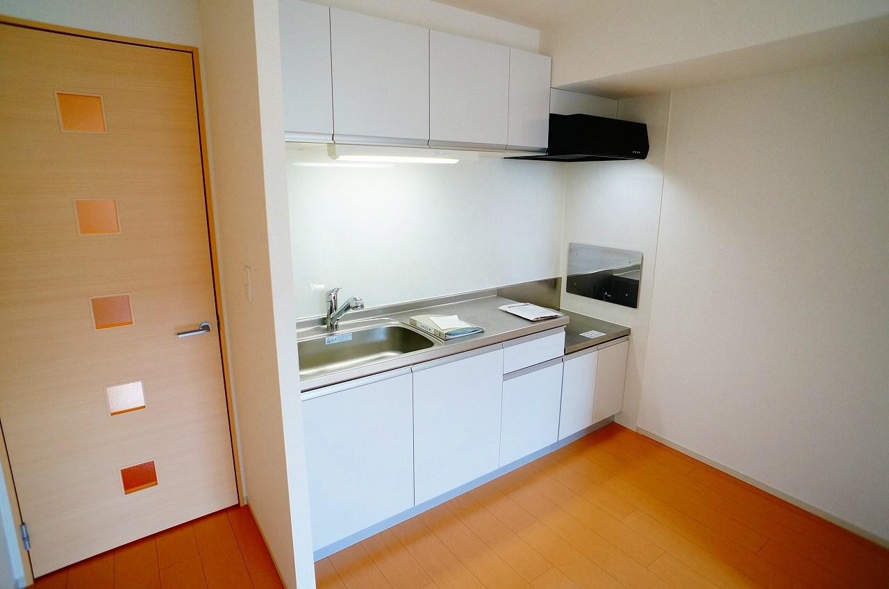グラン ベルテ Ⅰ 02040号室のキッチン