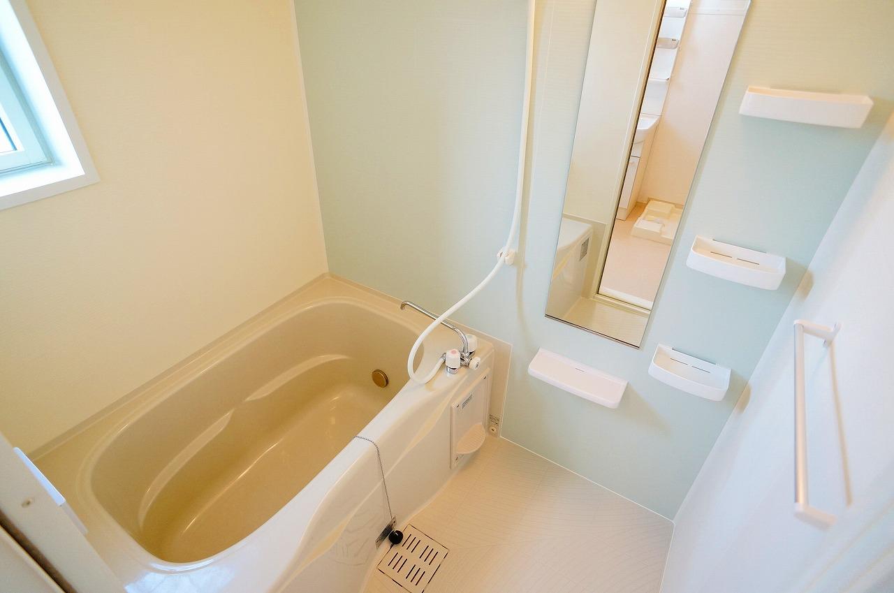 グラン ベルテ Ⅰ 02040号室の風呂