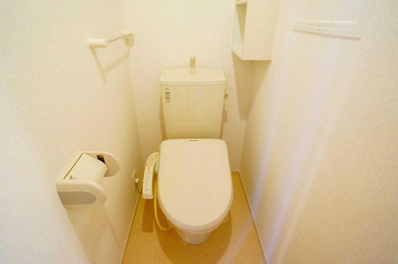 グラン ベルテ Ⅰ 02040号室のトイレ