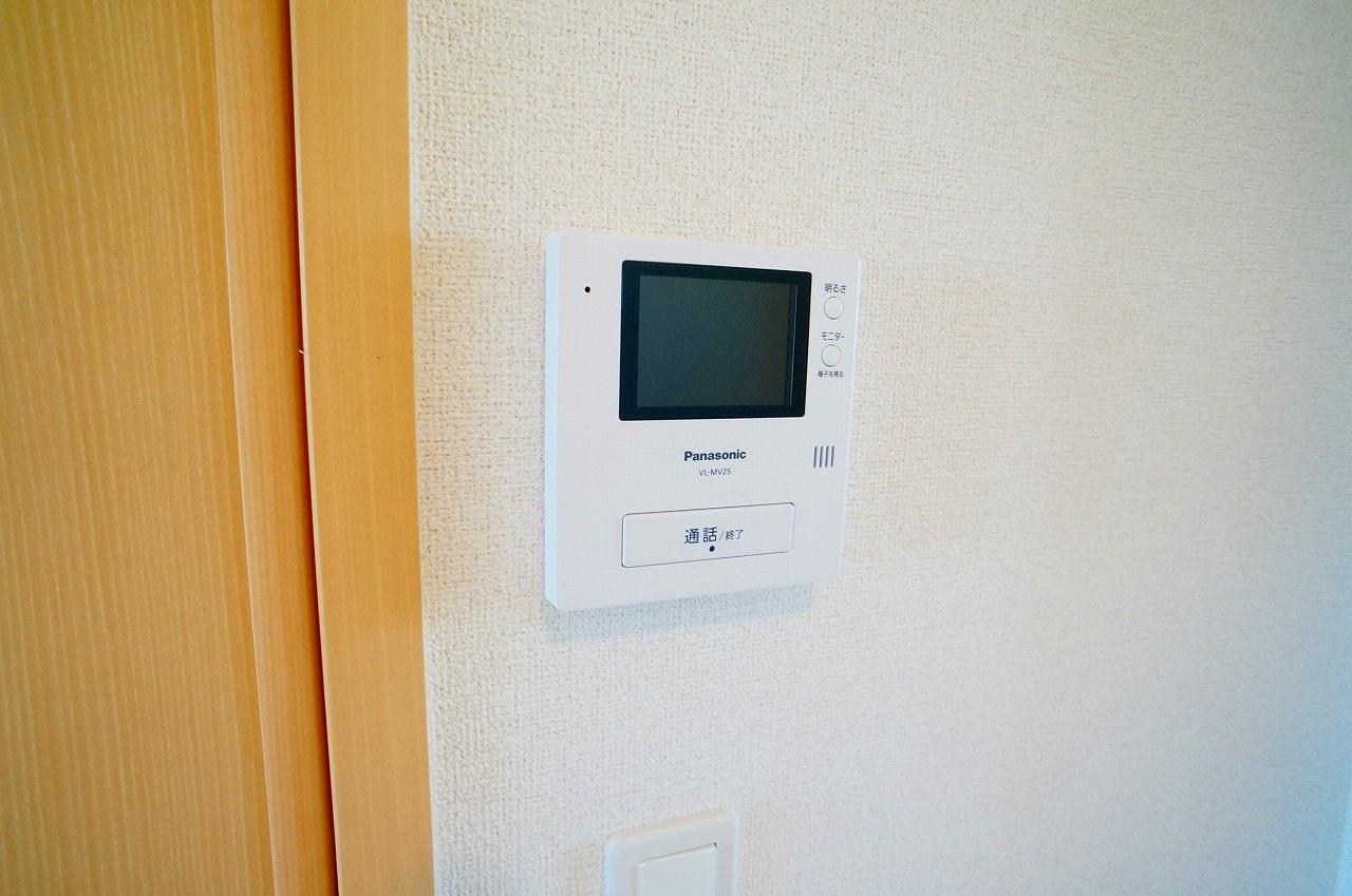 グラン ベルテ Ⅰ 02040号室のセキュリティ