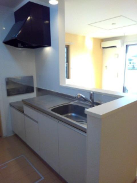 サウスヴァレーⅢ 01030号室のキッチン