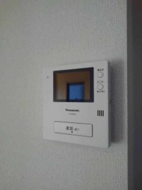 サウスヴァレーⅢ 01030号室のセキュリティ