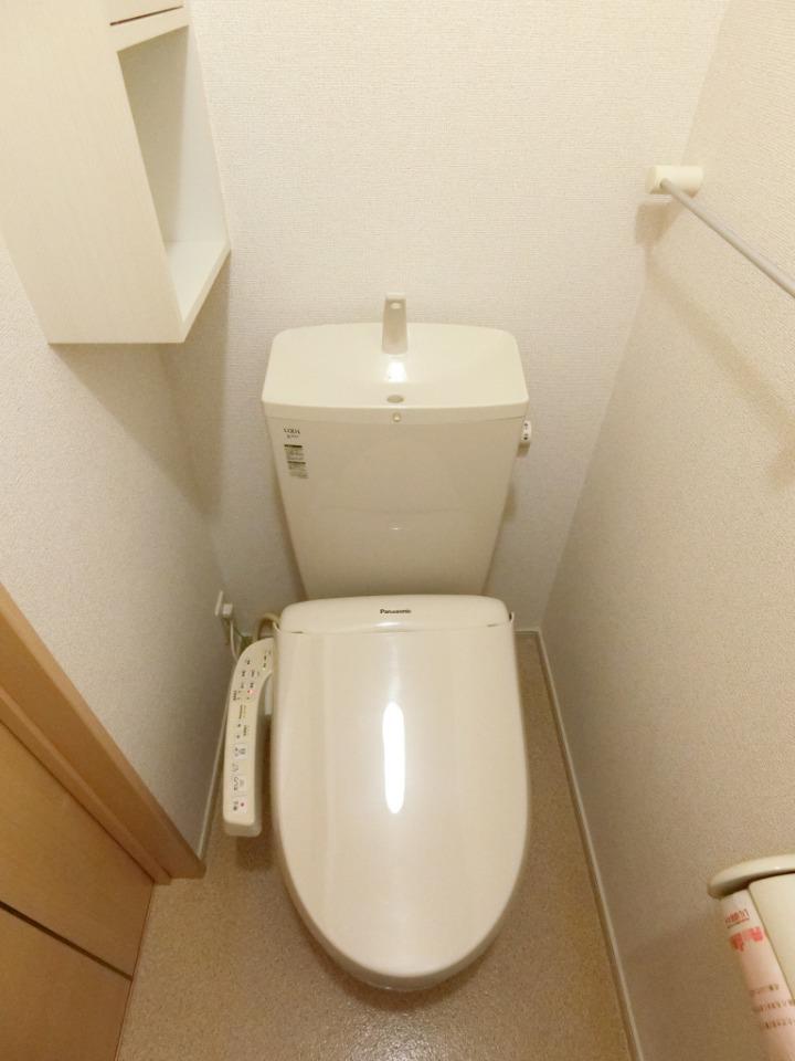 サウスヴァレーⅢ 02030号室のトイレ