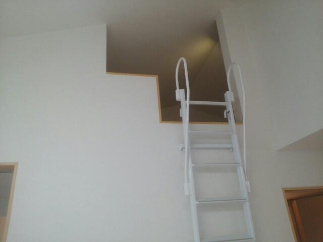 ブランドール 02030号室のベッドルーム
