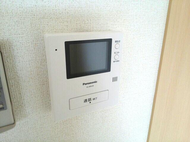ジュネスⅡ 02040号室のセキュリティ