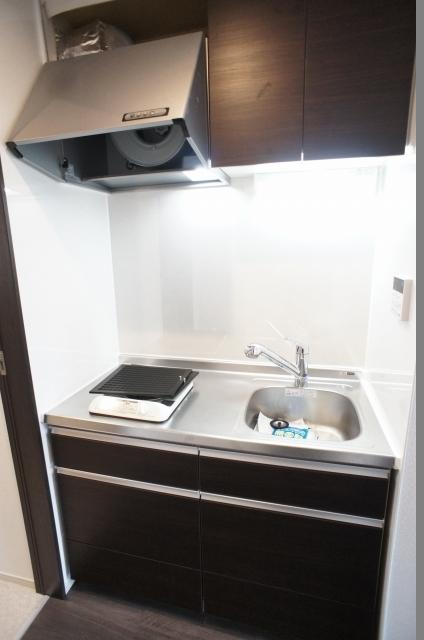 エクセレント グローブ Ⅱ 03020号室のキッチン