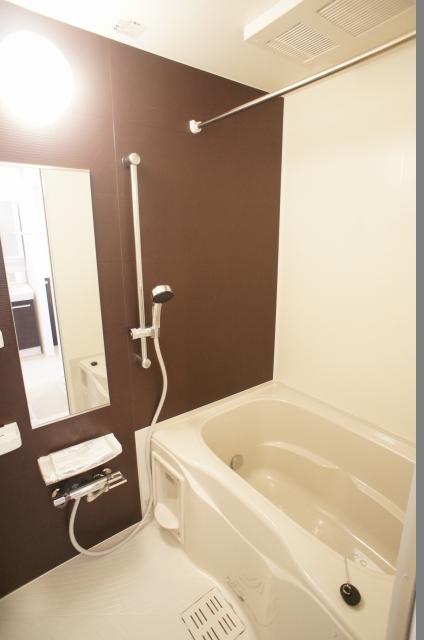 エクセレント グローブ Ⅱ 03020号室の風呂