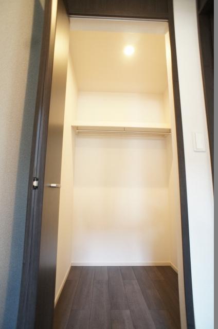 エクセレント グローブ Ⅱ 03020号室の収納