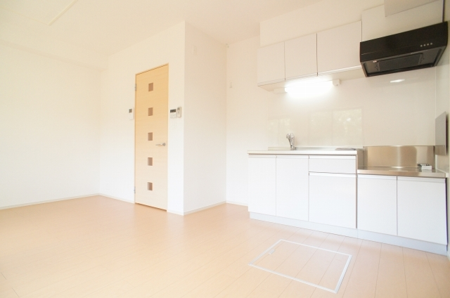 エターナル南与野 弐番館 01010号室のキッチン