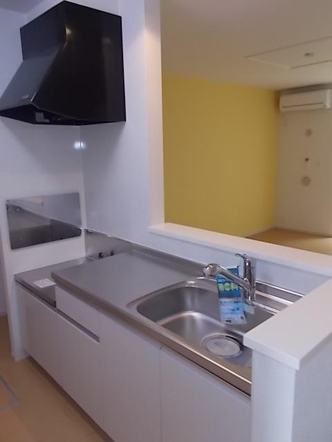 メゾン・ソレアード 01020号室のキッチン