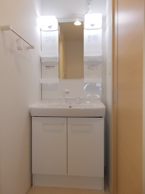 メゾン・ソレアード 01020号室の洗面所