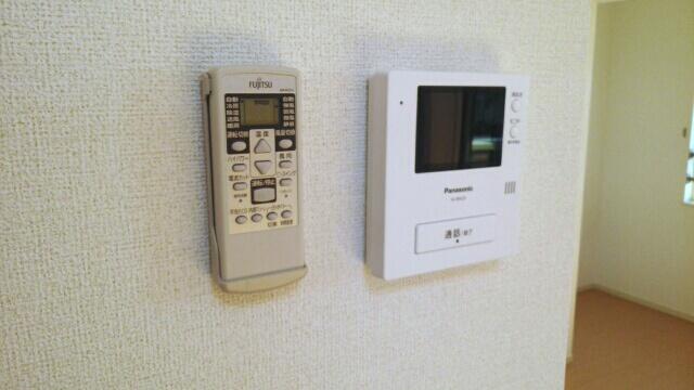 ルルディ フォティア 02010号室のセキュリティ