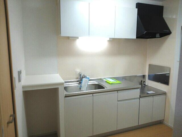 エアリーレジデンス 02010号室のキッチン