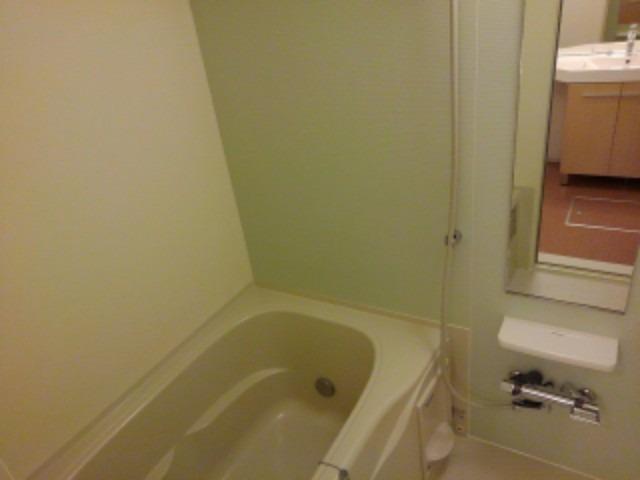 シック・ベルク 02020号室の風呂