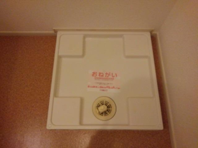 シック・ベルク 02020号室の洗面所