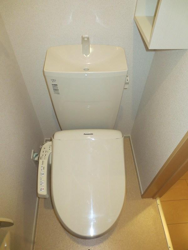 カーサ フェリジータ 02020号室のトイレ
