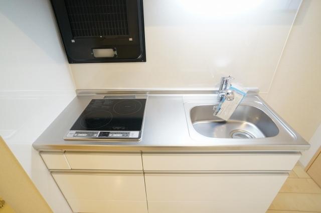TMガーデンⅡ 01020号室のキッチン