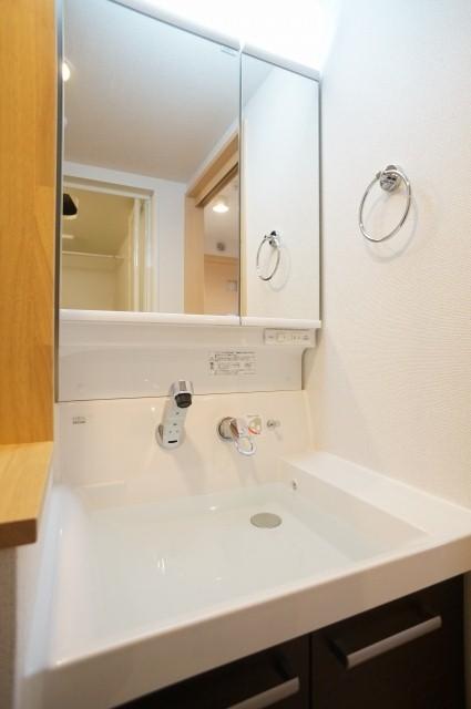 TMガーデンⅡ 01020号室の洗面所