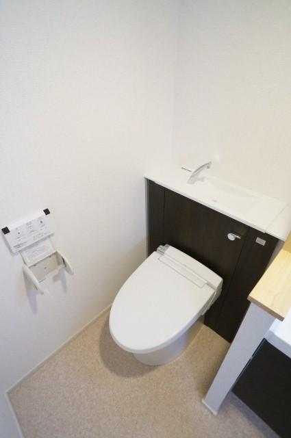 TMガーデンⅡ 01020号室のトイレ
