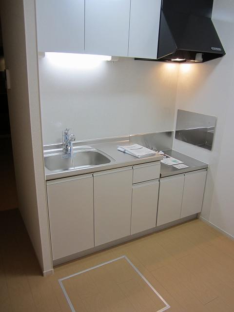 エタニティーK2 01010号室のキッチン