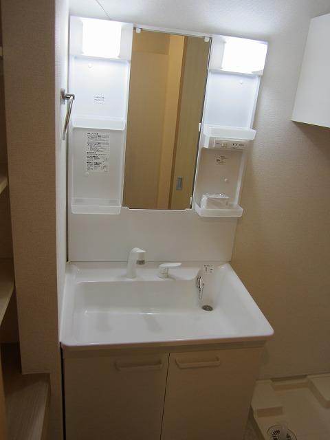 エタニティーK2 01010号室の洗面所