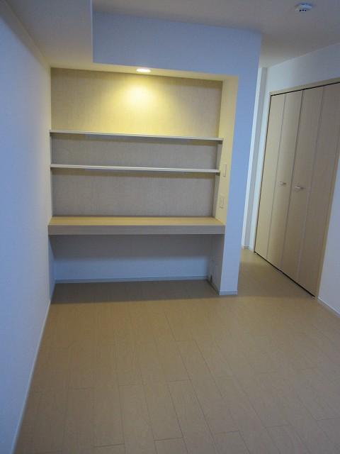 エタニティーK2 01010号室のベッドルーム