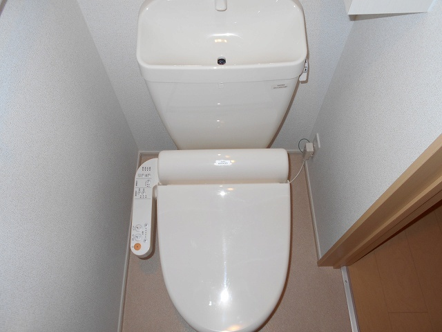 ルーチェ(LUCE) 01020号室のトイレ