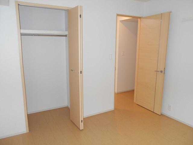 ルーチェ(LUCE) 01020号室の収納