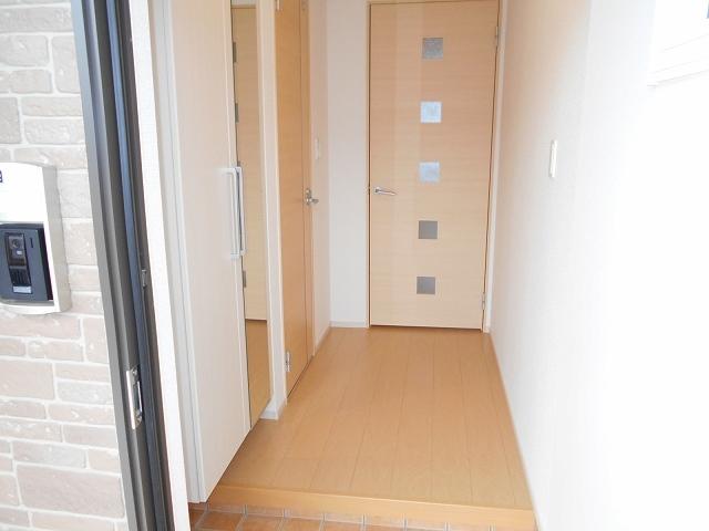 ルーチェ(LUCE) 01020号室の玄関