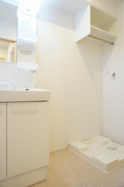 エイト フローラ 02010号室の洗面所