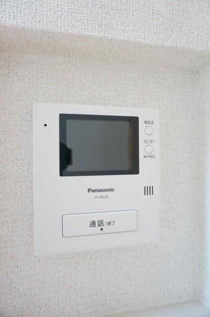 エイト フローラ 02010号室のセキュリティ